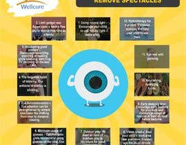 #21 для Need to create an infographic poster for eye care blog of Wellcure от iagraphics07