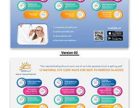 #18 для Need to create an infographic poster for eye care blog of Wellcure от niazhire