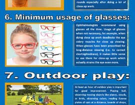 #11 для Need to create an infographic poster for eye care blog of Wellcure от smartfreelancer7