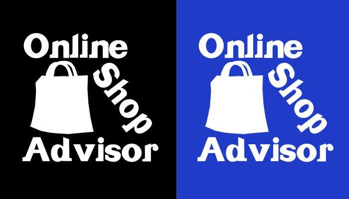 Konkurrenceindlæg #249 for Logo Design for Online Shop Advisor
