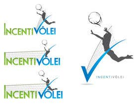 #48 para Logo Design for INCENTIVOLEI por GeorgeOrf