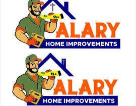 Nro 118 kilpailuun Logo Creation Alary Home Improvements käyttäjältä Win112370