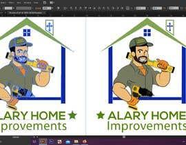 Nro 120 kilpailuun Logo Creation Alary Home Improvements käyttäjältä RokyTalukderR