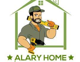 Nro 121 kilpailuun Logo Creation Alary Home Improvements käyttäjältä RokyTalukderR