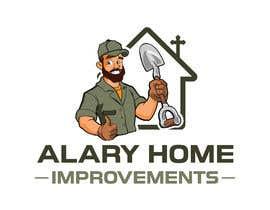 Nro 87 kilpailuun Logo Creation Alary Home Improvements käyttäjältä sunny005