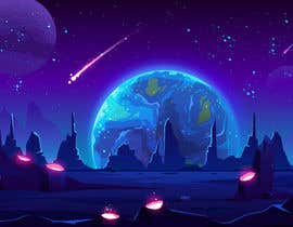 #10 for Space Background designs by osimakram120