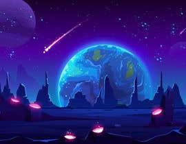 #10 cho Space Background designs bởi osimakram120