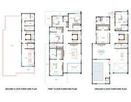 #11 for Make interior Furniture layout af sohag0924