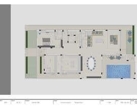 #20 for Make interior Furniture layout af giorgiafavaretti