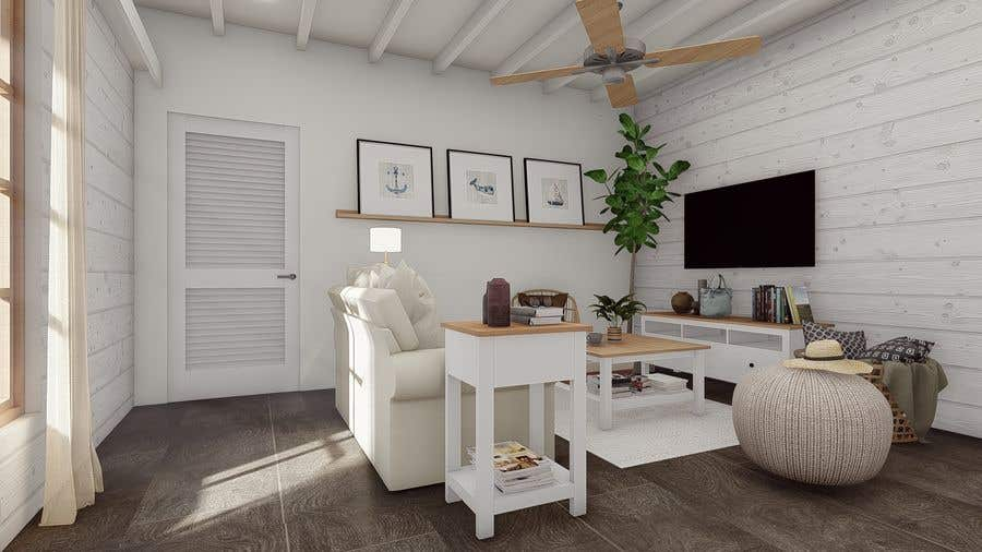 Contest Entry #                                        10                                      for                                         2 Bed 1 Bath Interior Design Project