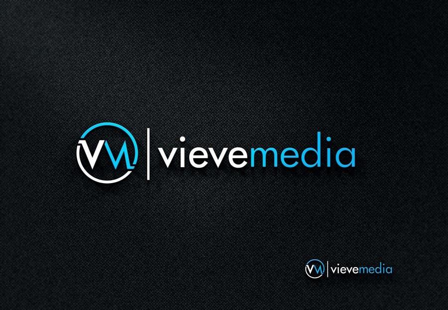 Konkurrenceindlæg #                                        96                                      for                                         Design a Logo for Vieve Media