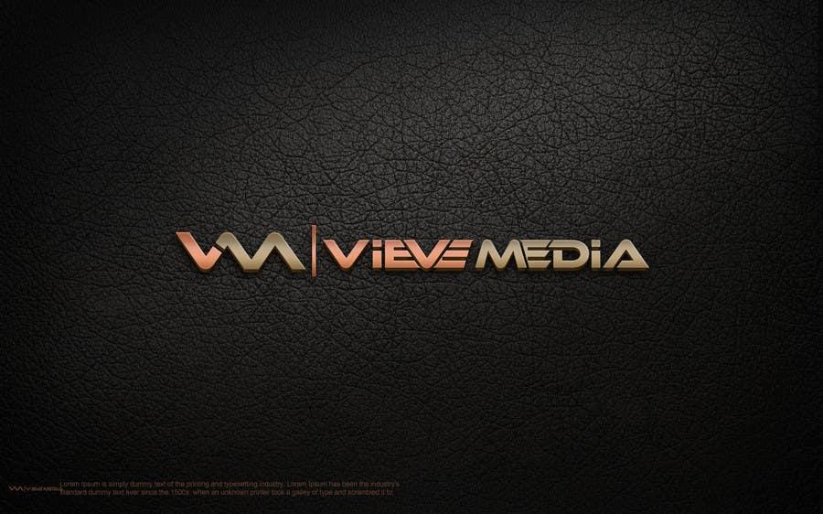 Konkurrenceindlæg #                                        81                                      for                                         Design a Logo for Vieve Media