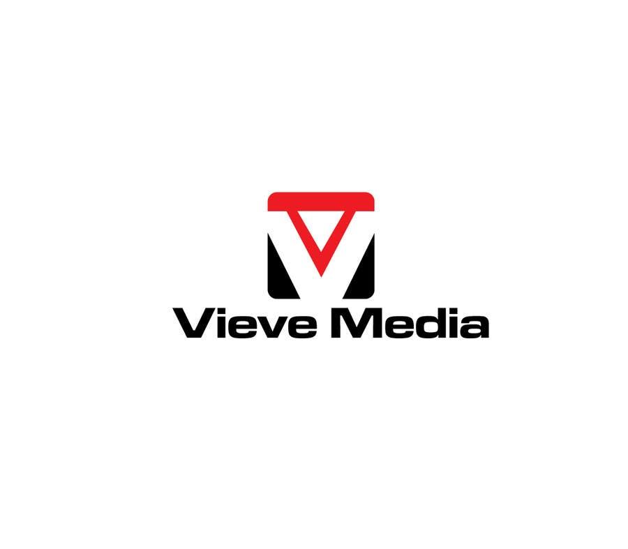 Konkurrenceindlæg #                                        63                                      for                                         Design a Logo for Vieve Media