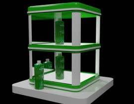 anto2178 tarafından Create a retail product mini tower 3D için no 26