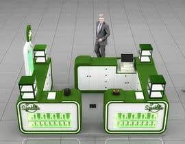 anto2178 tarafından Create a retail product mini tower 3D için no 27