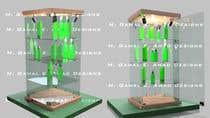 Create a retail product mini tower 3D için 3D Modelling28 No.lu Yarışma Girdisi
