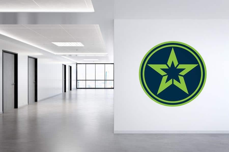Kilpailutyö #                                        338                                      kilpailussa                                         Create a circular version of our logo ...