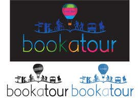 #5 for Logo Design for Bookatour by Dayna2