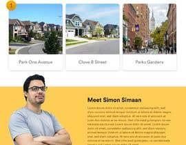 #37 untuk Design New Landing Page oleh BelleWest