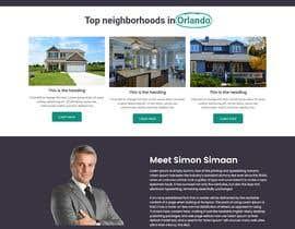 #32 untuk Design New Landing Page oleh mdismailhossaina