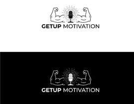 #26 for Looking for a logo for a radio show. The radio show is Getup Motivation by jahidbhuiyan010