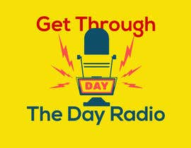 #22 untuk Looking for a logo for a radio show. The radio show is Get Through the Day Radio. oleh tonmoybiswas934