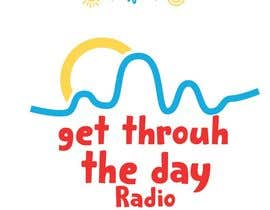 #32 untuk Looking for a logo for a radio show. The radio show is Get Through the Day Radio. oleh yanbra