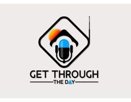 #23 untuk Looking for a logo for a radio show. The radio show is Get Through the Day Radio. oleh tauhidislam002