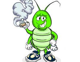 #15 pentru Roach Cartoon Character for a new website - 20/01/2021 20:06 EST de către jorgesanchez1991