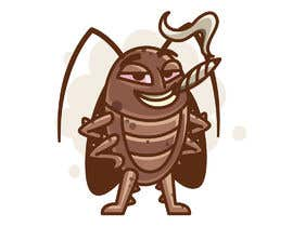 #62 pentru Roach Cartoon Character for a new website - 20/01/2021 20:06 EST de către DayArts2405