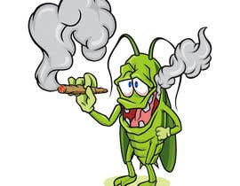 #52 pentru Roach Cartoon Character for a new website - 20/01/2021 20:06 EST de către reddmac