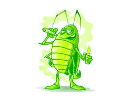 #61 pentru Roach Cartoon Character for a new website - 20/01/2021 20:06 EST de către peshan