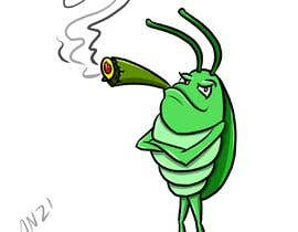 #43 pentru Roach Cartoon Character for a new website - 20/01/2021 20:06 EST de către shayaninzi