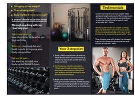 #30 for Design me a brochure for a personal training business af samratakbar577