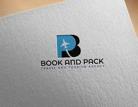 Nro 39 kilpailuun I need a logo designed. For a travel and tourism agency called (B & P ) which stands for (Book and pack). I need it to be simple , elegant and classy . All colors are fine . Avoid too many objects in the logo . käyttäjältä rafiulislam1998
