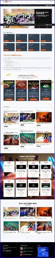Kilpailutyö #                                        29                                      kilpailussa                                         Redesign landing page