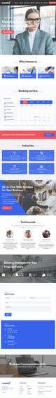 Kilpailutyön #                                                60                                              pienoiskuva kilpailussa                                                 Redesign landing page