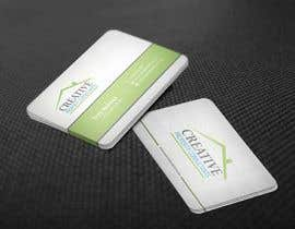 #107 untuk Design some Business Cards for Creative Property Consultants oleh imtiazmahmud80