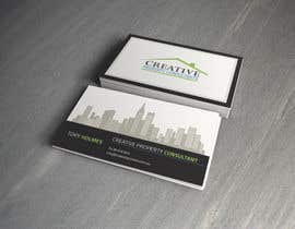 #123 untuk Design some Business Cards for Creative Property Consultants oleh magicpavnesh05