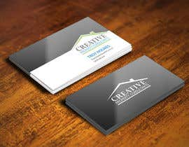 #3 untuk Design some Business Cards for Creative Property Consultants oleh shyRosely