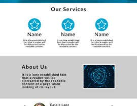 Nro 13 kilpailuun Website templates for security pentesting website käyttäjältä AhmedZarif