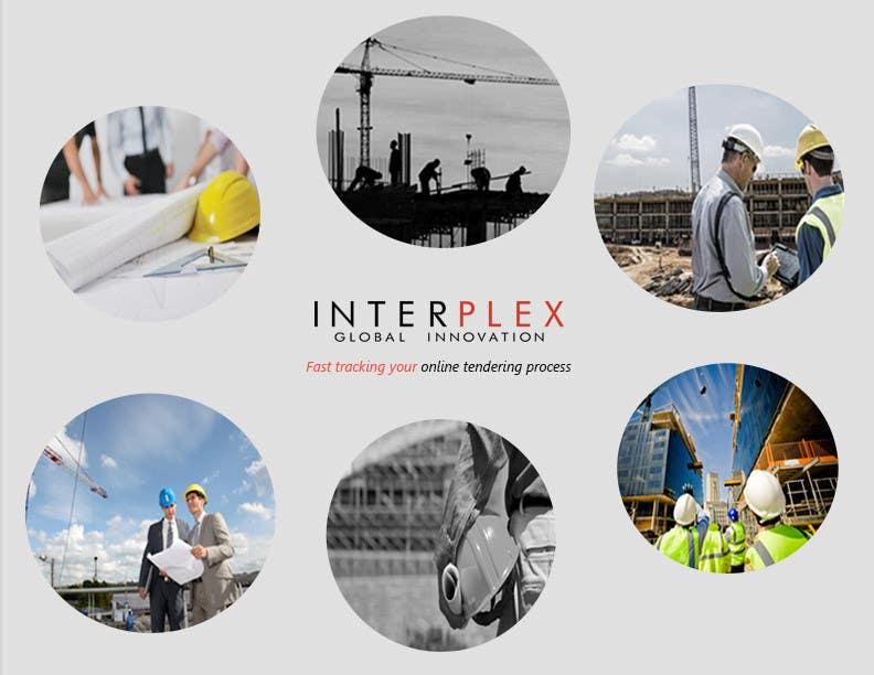 Konkurrenceindlæg #                                        14                                      for                                         Design a Brochure + Folder for a digital construction company