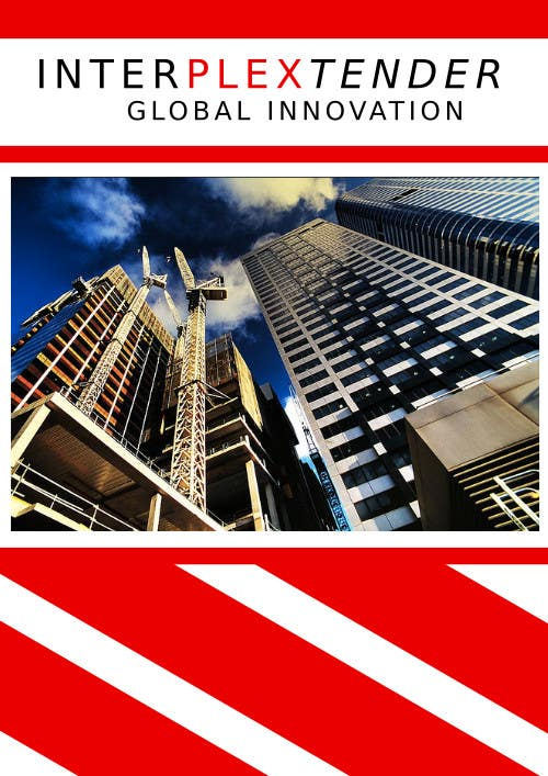 Contest Entry #                                        11                                      for                                         Design a Brochure + Folder for a digital construction company