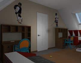 #17 for Children bedroom visualisation by dennisDW