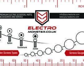 #149 untuk Transparent business card design oleh webbymastro