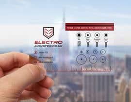 #65 untuk Transparent business card design oleh lady007rojas