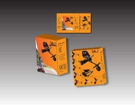 #4 for Packaging Design - Colour Outer Box for Kids Toy (Hoverkart) af rimidk2020