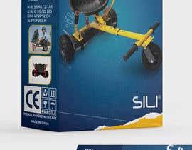 Nro 29 kilpailuun Packaging Design - Colour Outer Box for Kids Toy (Hoverkart) käyttäjältä niazhire