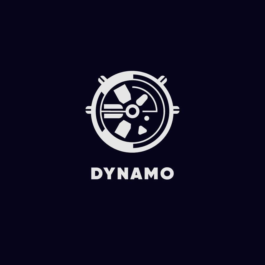 Конкурсная заявка №                                        626                                      для                                         Logo for Dynamo