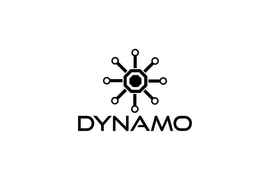 Конкурсная заявка №                                        646                                      для                                         Logo for Dynamo